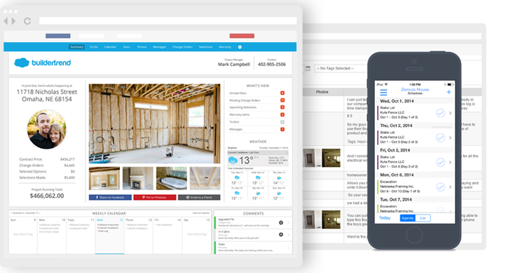 Buildertrend Reviews Of Buildertrend Construction