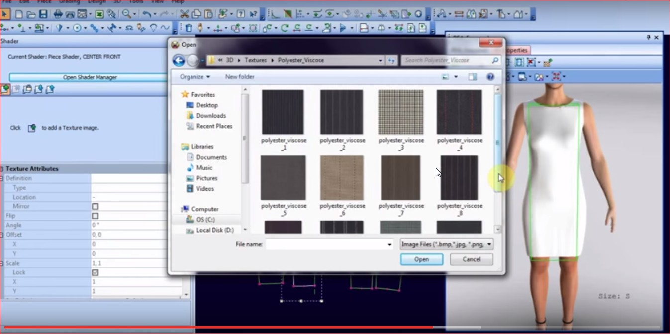OptiTex: Reviews of OptiTex Engineering CAD Software  Compare