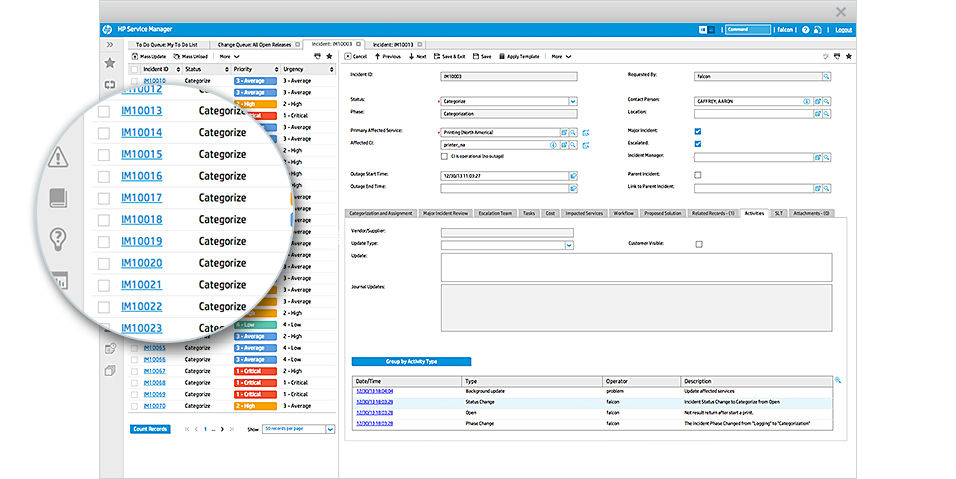 Hp Service Manager Reviews Of Hp Service Manager It