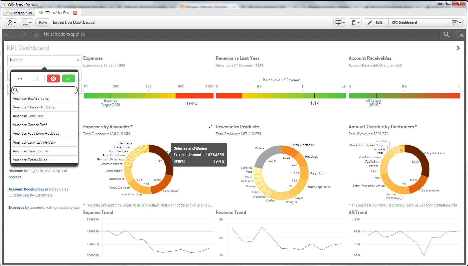 Qlik: Reviews of Qlik Business Intelligence & Analytics