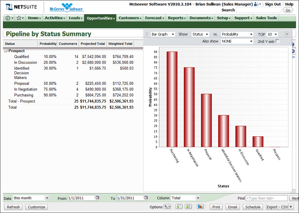 Compare Accounting Software
